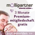 Anzeige Mollipartner